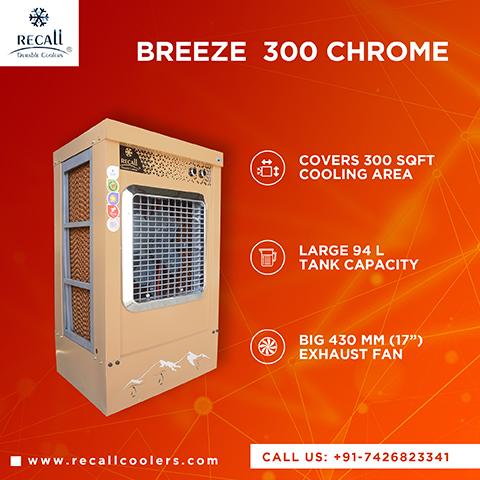 Breeze 300 Chromelow